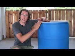 building a rain barrel easy as 1 2
