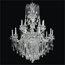 grand foyer crystal chandelier dynasty 557af45x65sp 3