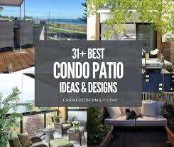 31 best tiny condo balcony patio ideas
