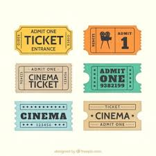 Free Tiket Tickets Vectors Photos And Psd Files Free Download