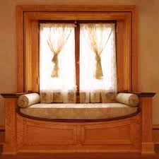 window seat furniture. Custom Window Seat In Birds Eye Maple Furniture