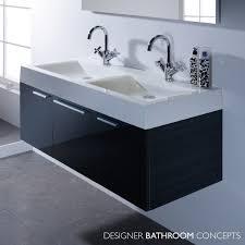 double sink bathroom vanity units. rhodes envy 1200mm double basin bathroom vanity anthracite en1200g sink units t
