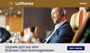Now Official Lufthansa Allows Upgrading Lowest Fare Z P