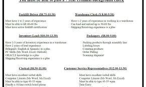 Order Of Resume Chronological Sample Resume Sample Resume Reverse