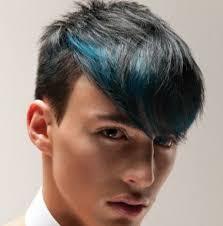 Light Brown Hair Dye Boys Blue Low Lights Mens Hairstyles Hairflips Boys Blue