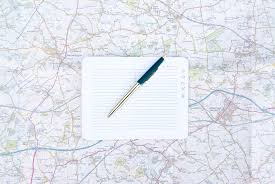 why travel planning should start with a map  gkm