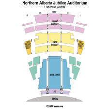 Northern Alberta Jubilee Auditorium Events And Concerts In