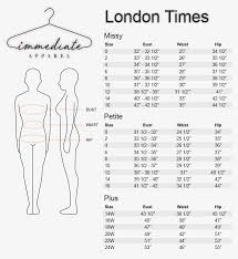 Maggy London Size Chart Size Charts Wholesale Womens Apparel Wholesale Womens