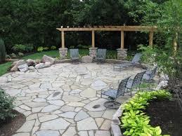 flagstone patio designs. patio design backyard outdoor ideas stone firepit flagstone designs i
