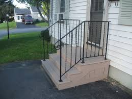 exterior wrought iron stair railings. Exellent Railings In Exterior Wrought Iron Stair Railings