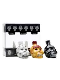 kah tequila miniature gift set