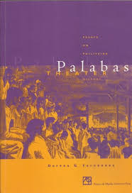 palabas essays on philippine theater history by doreen g fernandez 1830724