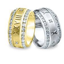 Mens Eternity Diamond Rings Wedding Promise Diamond