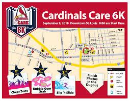 St Louis Cardinals Stadium Seating Chart Course Information Map St Louis Cardinals