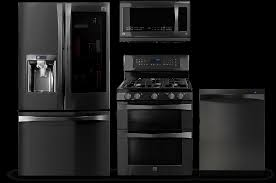 kenmore appliances. black stainless steel appliances kenmore kitchen appliance packages e