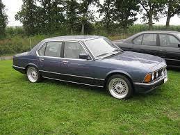 Bmw 735i Bmw Bmw Vintage Bmw Classic