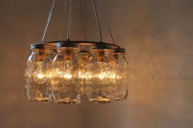 rustic light fixtures glass letter lamp