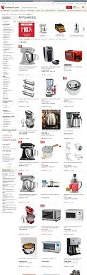 Overstock Kitchen Appliances Overstocks Homepage Categories Usability Score 1104