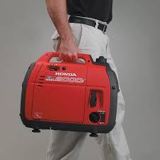 honda portable generators. Modren Generators Honda EU 2000i For Portable Generators