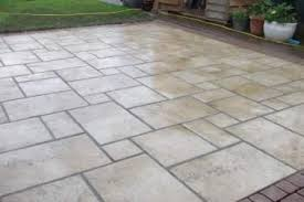 square patio designs. Perfect Square This Patio Design Is Simple And Clean A Perfect Square Of Travertine A  Type Limestone Stone Framed By Red Brick U003eu003esee Photos On Square Patio Designs