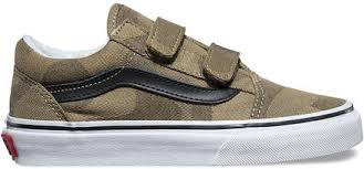 vans velcro shoes. vans old skool camo velcro kids shoes