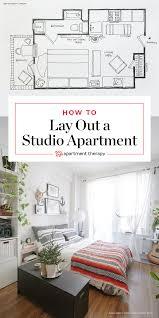 Studio Apartment Design Ideas Pictures 5 Ways To Lay Out A Studio Apartment Apartment Therapy