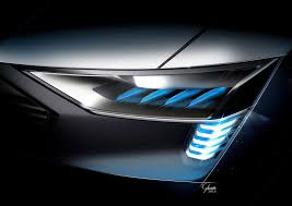 2018 audi electric suv.  audi matrix oled headlights for 2018 audi electric suv