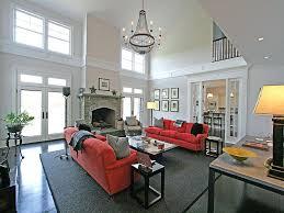 chandeliers chandelier for high ceiling super make living room seem even home hanging