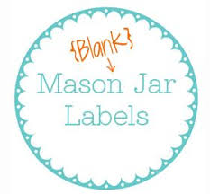 printable labels for mason jars printable jar label template label templates jar labels and jar