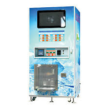 Used Ice Vending Machines New Coinoperated Ice Vending Machine With Bill Acceptor Used For