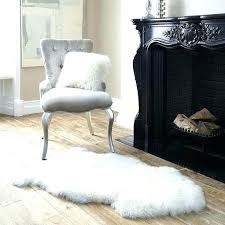 faux fur rug bedroom rugs area for furniture donation nyc