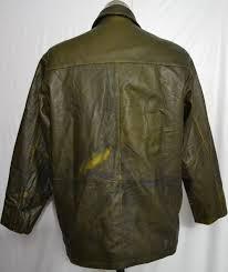cordovan montreal men s flight thick leather jacket m 50 2 2 kg