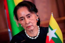Myanmar junta leader says Suu Kyi will soon appear | Reuters