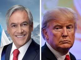 Sebastián piñera, presidente de chile. Donald Trump The Seat Of Power Sebastian Pinera Donald Trump Billionaire Presidents