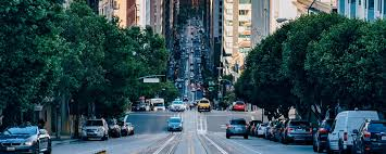 Download Wallpaper 2560x1024 Street Traffic Urban Architecture