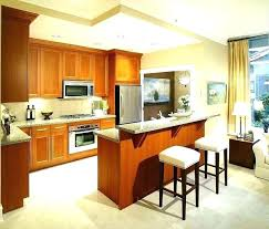 2 tier kitchen island ideas two level red islands with breakfast bar kitchenaid mixer recipes