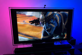Ambient Light Behind Tv Govee Dreamcolor For Tv With Alexa Review This Bias Light