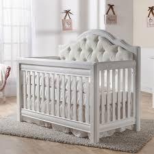 retro baby furniture. nursery necessities baby cribs cristallo forever crib vintage white with panel at poshtots retro furniture