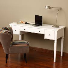 deluxe wooden home office. Furniture. Inspiring White Writing Desk With Nice Design For You. Prime Decors Awesome Home Interior Decoration Ideas Deluxe Wooden Office