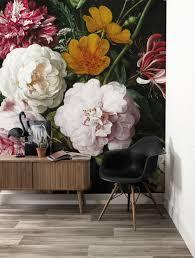 Fotobehang Bloemen Golden Age Flowers 3 3896 X 280 Cm Kek Amsterdam