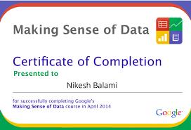 Making A Certificate Certificate Nikesh Balami