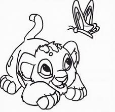 Small Picture Male Lion Coloring Page Printable Pages Click The To Head Pictures