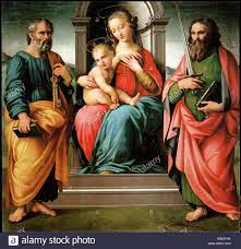 Santi Pietro E Paolo High Resolution Stock Photography and Images - Alamy