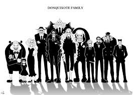 donquixote family by yunzl