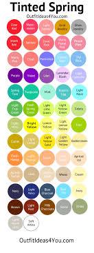 Coral Color Combinations 25 Best Spring Color Palette Ideas On Pinterest Spring Colors