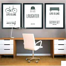 office wall decor ideas. Fascinating Office Wall Decor Home Design Executive Ideas  .