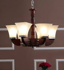 contemporary glass metal wood chandelier ch308 by learc designer lighting