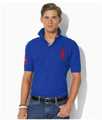 ralph lauren polo big pony short sleeved blue red ralph lauren polo for ralph lauren dress