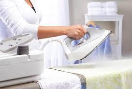 Hasil gambar untuk cara menyetrika gamis