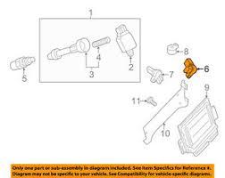 Details About Nissan Oem Engine Crankshaft Crank Position Sensor Cps 237316j90d